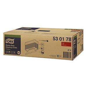Non-woven doeken Tork Premium 530, per doos van 100
