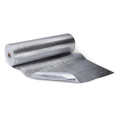 Film bulles couche aluminium##Noppenfolie met aluminiumlaag