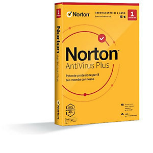 Norton, Software box, Norton antivirus plus 2020 1d 1y, 21397559