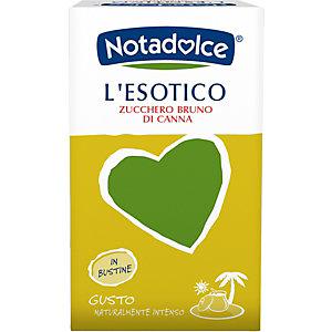 Notadolce L'Esotico Zucchero Bruno di Canna (confezione 150 bustine)