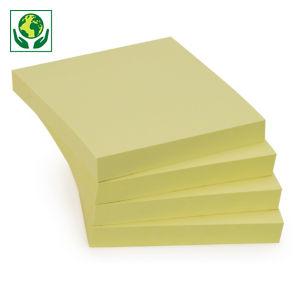Notes jaunes Super Sticky Post-it®