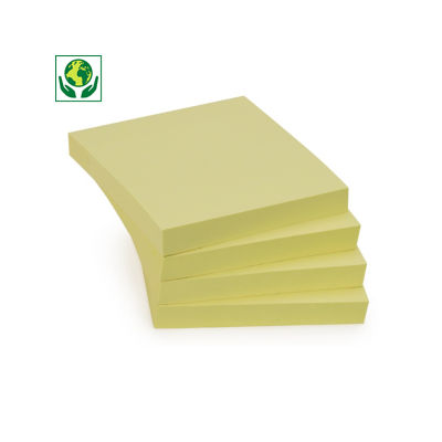 Notes jaunes Super Sticky Post-it®