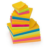 Notes Super Sticky Rio et Miami Post-it®