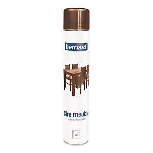 Nourrissant Bernard cire meubles aérosol 750 ml