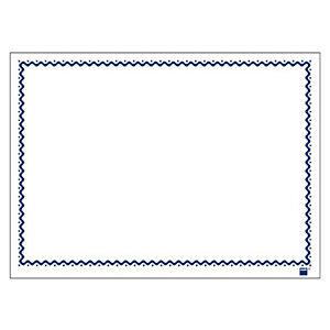NUPIK Salvamanteles desechables blancos 320 x 420mm, paquete de 500