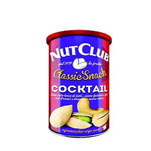 NUT CLUB Classic Snack Cocktail salato, Lattina 180 g
