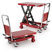 Nůžkový zdvižný vozík