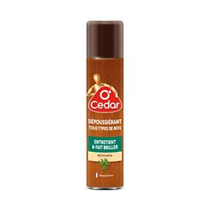 O Cedar Dépoussiérant bois, parfum santal - Aérosol 300 ml