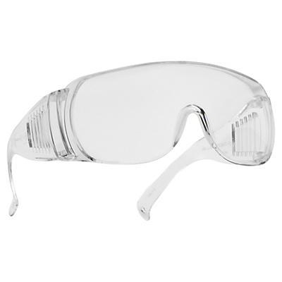 Occhiali protettivi in policarbonato incolore PITON