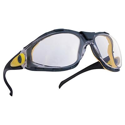 Occhiali protettivi in policarbonato monoblocco professionali