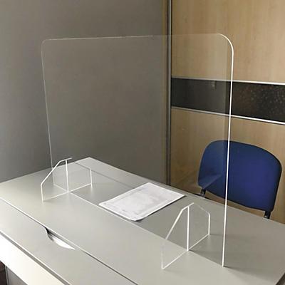 Ochranná stěna z plexiskla