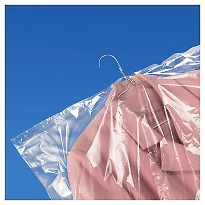 Ochranné vaky na oděvy, v roli