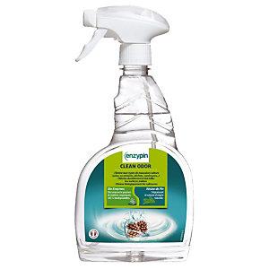 Odorisant Clean Odor Enzypin Le Vrai menthe eucalyptus, vaporisateur 750 ml
