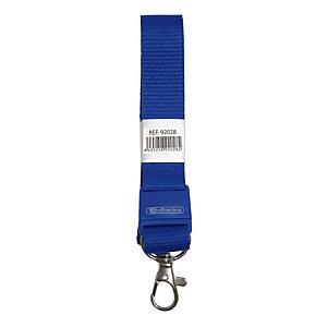 office box Cinta textil portafundas azul