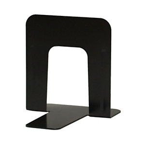 office box Juego de 2 apoyalibros color negro