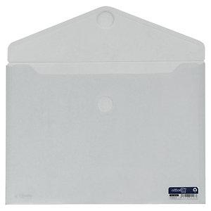office box Sobre con cierre V-Lock, Folio apaisado, cristal