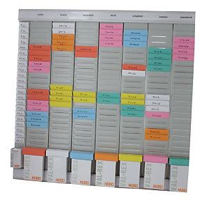 Office planner planbord Acco Nobo met kit