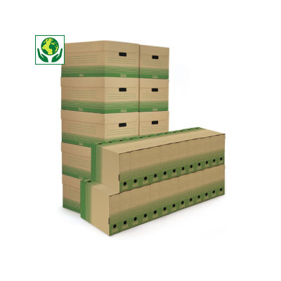 Offre spéciale pack archivage Raja##Voordeelpak archiefdozen Raja