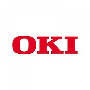 OKI 01126301, Cinta de impresión, Negro