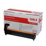 OKI 44844406, Kit de tambor compatible con C822, Magenta, Paquete unitario