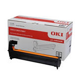 OKI 44844408, Kit de tambor compatible con C822, Negro, Paquete unitario