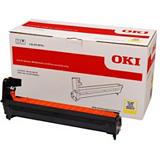 OKI 46438001, Kit de tambor compatible con OKI, Amarillo