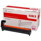 OKI 46438002, Kit de tambor compatible con OKI, Magenta