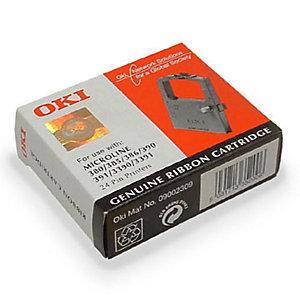 OKI Nastro per stampanti ad impatto 2874RD, 9002309, Nero, Pacco singolo
