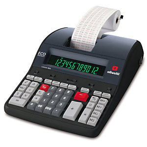 olivetti Calcolatrice stampante Logos 902