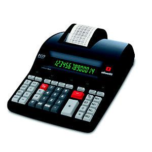 olivetti Logos 904T Calcolatrice stampante professionale, 14 cifre, Nero