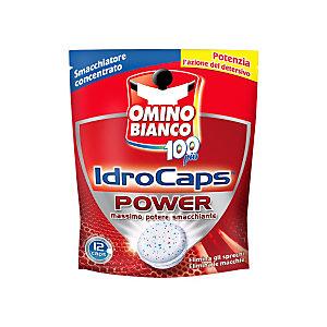 OMINO BIANCO 100più Idrocaps Power Smacchiatore in pastiglie