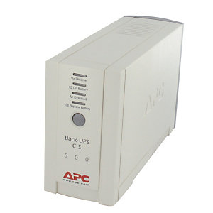 Onduleur APC Back-UPS CS 500