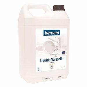 Ontvettend afwasmiddel Bernard citroen 5 L
