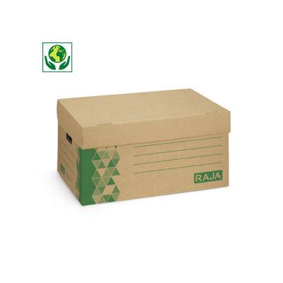 Caisse multiusage 100 % recyclé Raja##Opbergdoos 100% gerecycleerd Raja