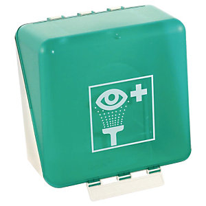 Opbergkoffer voor oogspoelingsfles