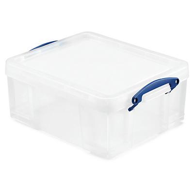Opbevaringskasser i plast