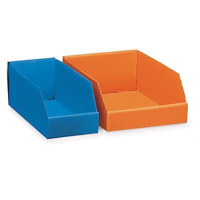 Oppbevaringsbokser av plast