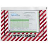 Opruiming: herkleefbare documentenhoesjes voor export
