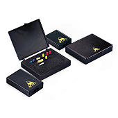 Opruiming: Plastic doos met zwart geleidend schuim
