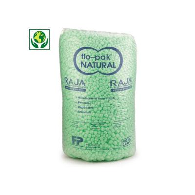 Particules de calage Flo-pak® Natural##Opvulchips Flo-Pak® Natural