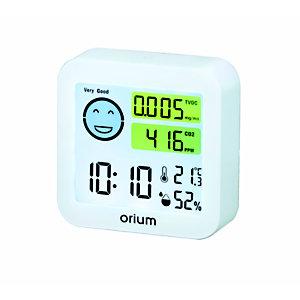 Orium Mesureur de qualité de l'air intérieur Quaelis 20