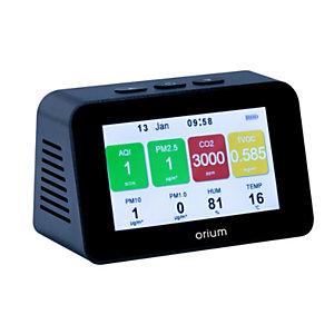 Orium Mesureur de qualité de l'air intérieur Quaelis 34