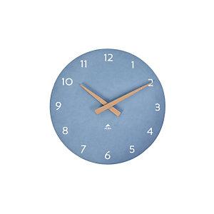 Orologio da parete Milena, ø 30 cm, Blu denim