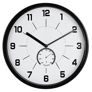 Orologio da parete, Nero