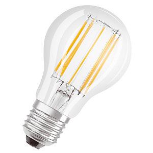 OSRAM Ampoule Led Parathom Classic A 100, 11 W 827 E27, claire, Osram