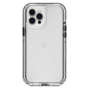 "Otterbox LifeProof NEXT Series para Apple iPhone 12 Pro Max, transparente/negro, Funda, Apple, iPhone 12 Pro Max, 17 cm (6.7""), Negro, Transparente 77-65474"