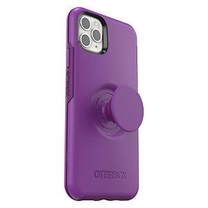 "Otterbox Otter + Pop Symmetry Series para iPhone 11 Pro Max, Funda, Apple, iPhone 11 Pro Max, 16,5 cm (6.5""), Púrpura 77-62634"