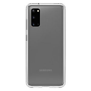 """OtterBox React Series pour Samsung Galaxy S20, transparent, Housse, Samsung, Galaxy S20, 15,8 cm (6.2""""), Transparent 77-65183"""