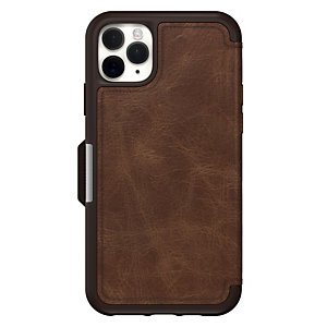 "Otterbox Strada Series para iPhone 11 Pro Max, Funda cartera, Apple, iPhone 11 Pro Max, 16,5 cm (6.5""), Marrón 77-63192"