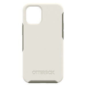 "Otterbox Symmetry Plus Series para Apple iPhone 12 mini, blanco, Funda, Apple, iPhone 12 mini, 13,7 cm (5.4""), Beige 77-80486"